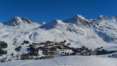 Séjour ski AB Camps La Plagne 2018