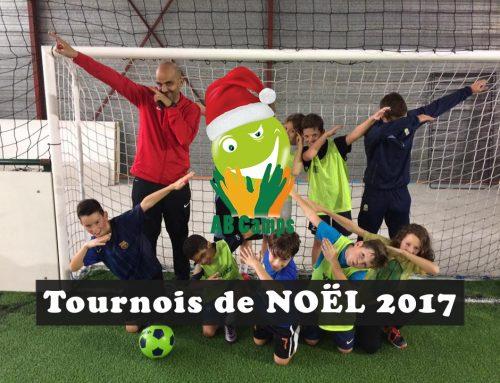 Tournois de Noël 2017 – Hand, Foot, Volley et Basket